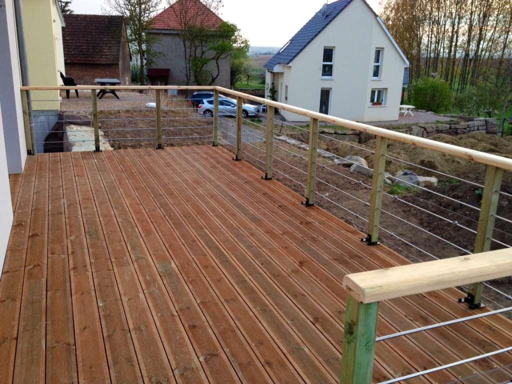 Alsace bois concept terrasses pergolas et abris en bois for Terrasse sur pilotis en bois