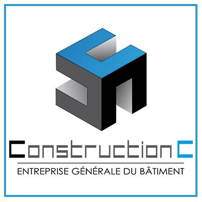 Logo Construction C Faulquemont entreprise generale du batiment entreprise de construction