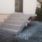 contruction escalier munzone kembs