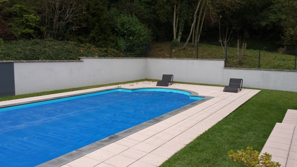 Ets witt paysagiste piscine am nagement ext rieur for Amenagement piscine exterieur