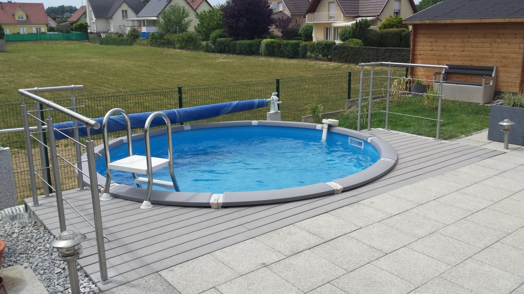 Ets witt paysagiste piscine am nagement ext rieur nos artisans ont du talent - Piscine interieur exterieur ...