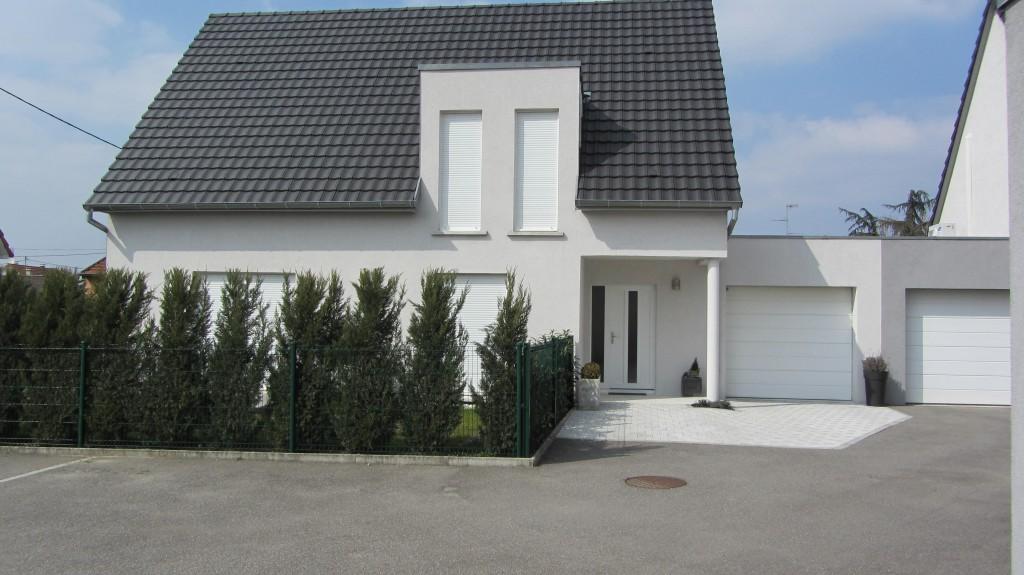 Lg promotion entreprise de r novation schlierbach for Extension maison haut rhin