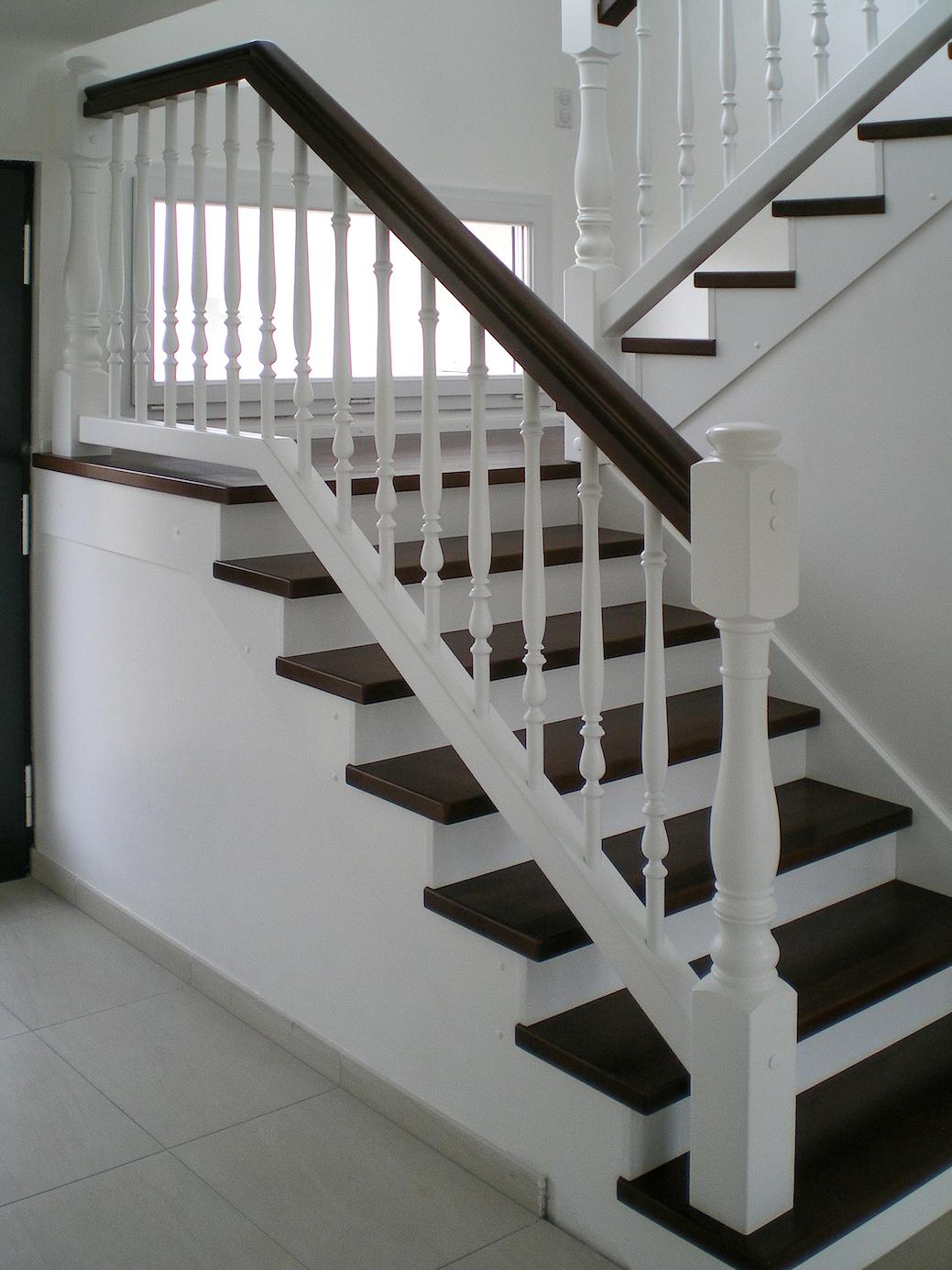 Comment Moderniser Un Escalier En Bois - SPITTLER, Entreprise de Menuiserieà Sierentz