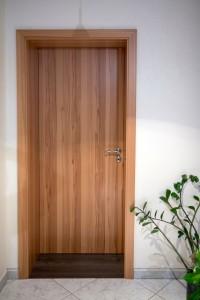entreprise porte interieur maison bois spittler menuiserie bois sierentz haut rhin 68 - Nos artisans ont du Talent