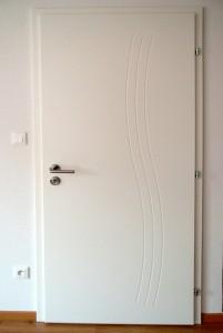 Porte interieur sur mesure design spittler menuiserie bois sierentz haut rhin 68 - Nos artisans ont du Talent