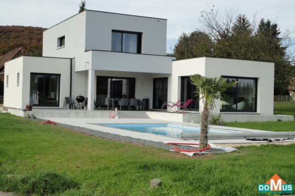 Les maisons domus construction de maisons individuelles et de collectifs nos artisans ont du for Entreprise construction maison individuelle