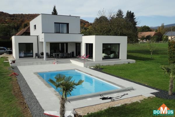 Constructeur maison mulhouse avie home for Tarif constructeur maison individuelle