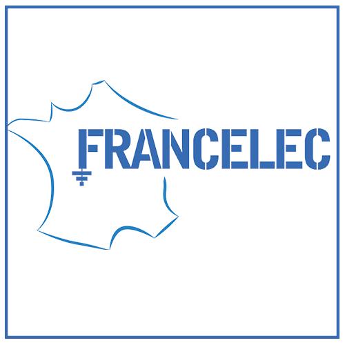 logo Francelec entreprise électricité domotique metz moselle