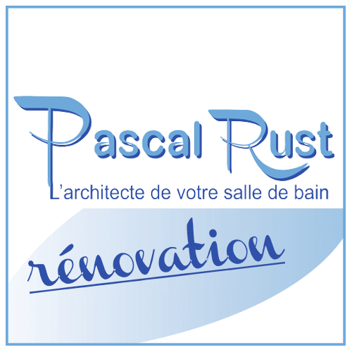 Logo Pascal Rust renovation saint louis renovation salle bain pose salle de bain saint louis haut-rhin