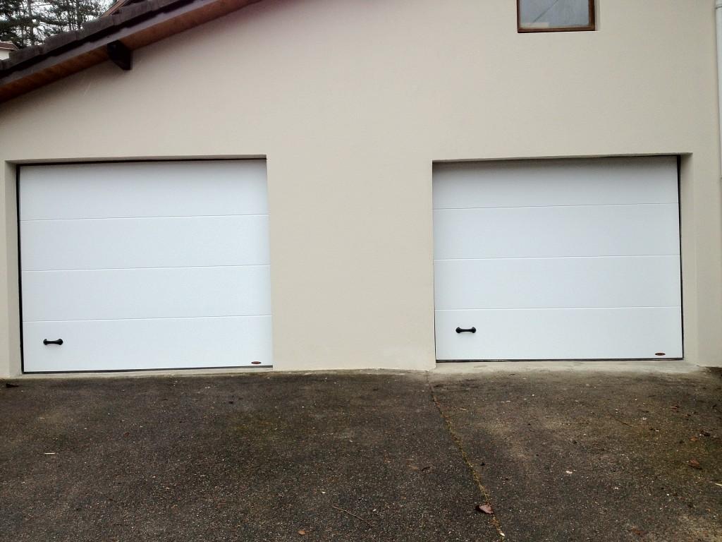 Miggiano motorisation portails volets domotique et for Porte de garage bas rhin