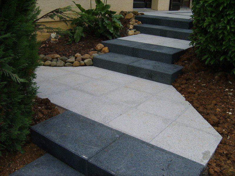 amenagement exterieur granit