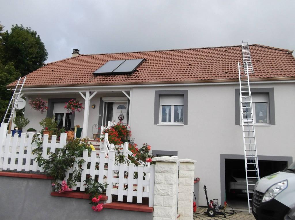 Br d moussage toiture moselle avis clients et recommand e for Avis sur la maison des travaux