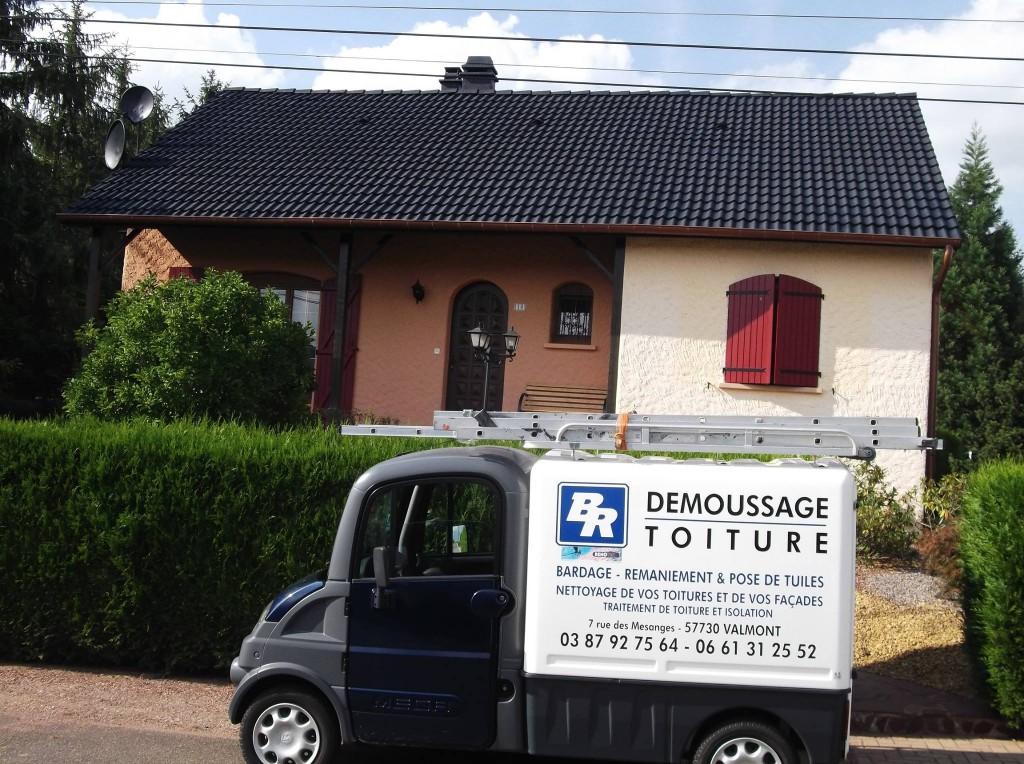 entreprise nettoyage maison cheap axol entreprise de nettoyage renovation toiture et mur de. Black Bedroom Furniture Sets. Home Design Ideas