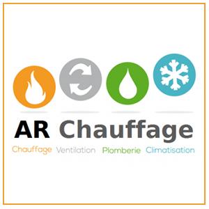 Logo AR Chauffage Moselle,avis entrepsie de chauffage moselle