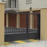 installation portail metallique bordeaux