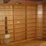 bibliothèque sur mesur en bois entreprise de menuiserie aube 10