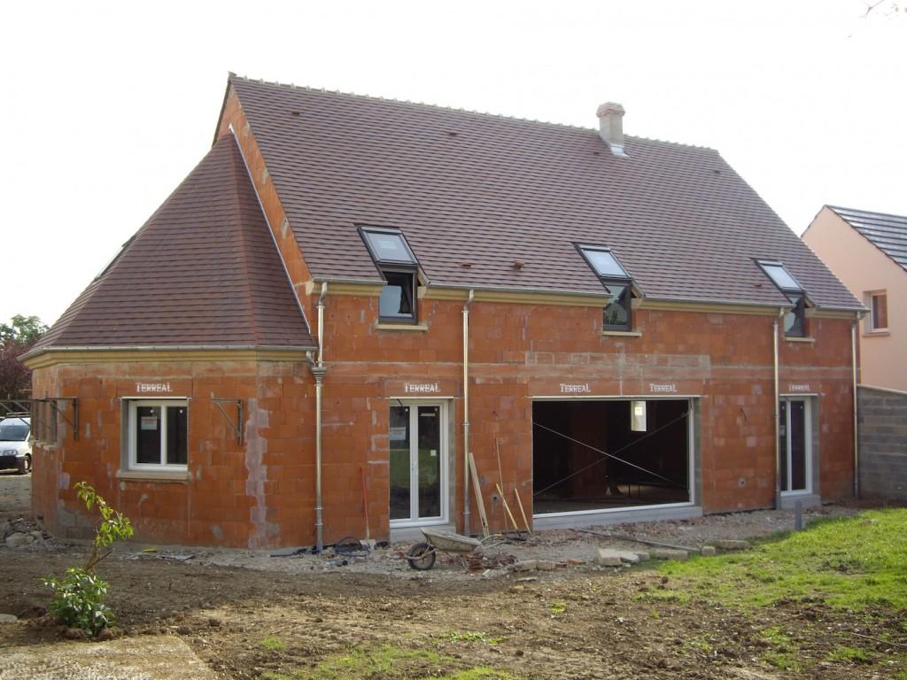 Constructeur maison eure et loir for Constructeur maison contemporaine eure et loir
