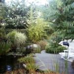 terrasse jardin paysagiste yvelines