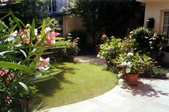 Lepaon jardins parcs paysagiste dans les yvelines 78 for Amenagement jardin 78