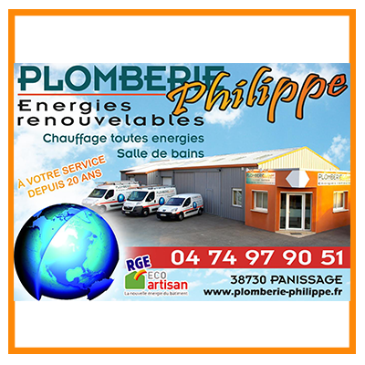 plomberie philippe chauffage energie renouvelable sanitaire isere 38