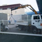 portail ferronerie métallerie loire