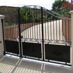 portail ferronerie métallerie serrurerie loire