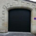 porte de garage menuiserie gironde