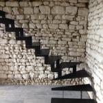 escalier métal entreprise métallerie aube