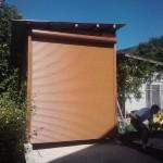 porte de garage menuiserie savoie