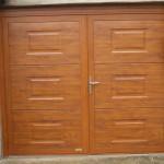 porte garage 2 vantaux aube