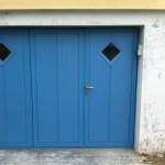 porte de garage 3 vantaux aube
