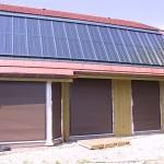 panneau solaire ain