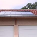 panneau solaire énergie ain