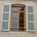 fenêtre en bois aube