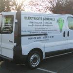 ENT AC14 entreprise electricite et domotique pour la maison motorisation de portail installation de central aspirant a Saint Aignan de Cramesnil et Caen
