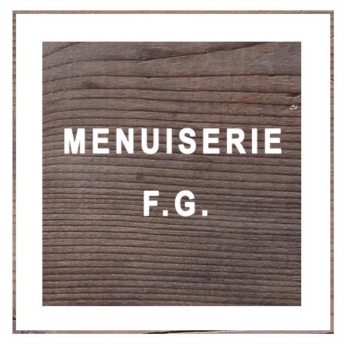MENUISERIE FG logo menuiserie sur mesure en Cote D Or a Morey Saint denis