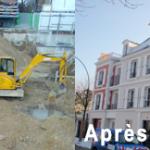 Entreprise de construction maconnerie Kasim construction le bourget Seine Saint Denis
