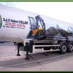 Entreprise transport fioul domestique CHBTP transport collier saone et loire