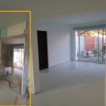 MCG BUMB maconnerie demolition constrction plafond cloison platre renovation interieure sols exterieurs sols interieurs a les pujols en ariege
