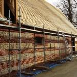 entreprise charpente toiture couverture renovation pavage dallage fosse jean paul spezet finistere