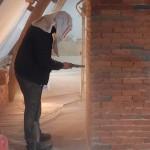 entreprise de charpente isolation toiture couverture peinture ravelement de facade fosse jean paul spezet finistere