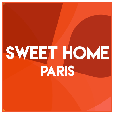 logo sweet home paris