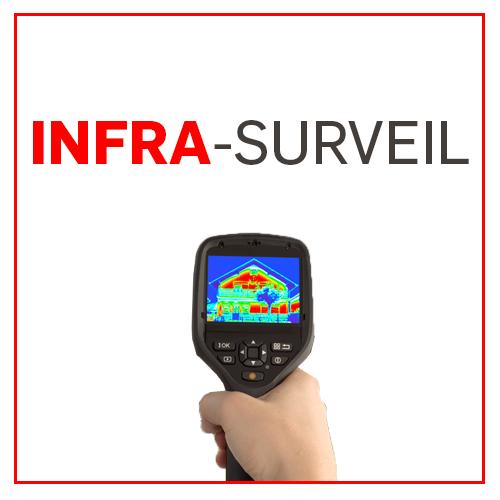 Infra surveille l'entreprise qui surveille votre maison de le val de marne (94) le professionnel de la détection de fuites