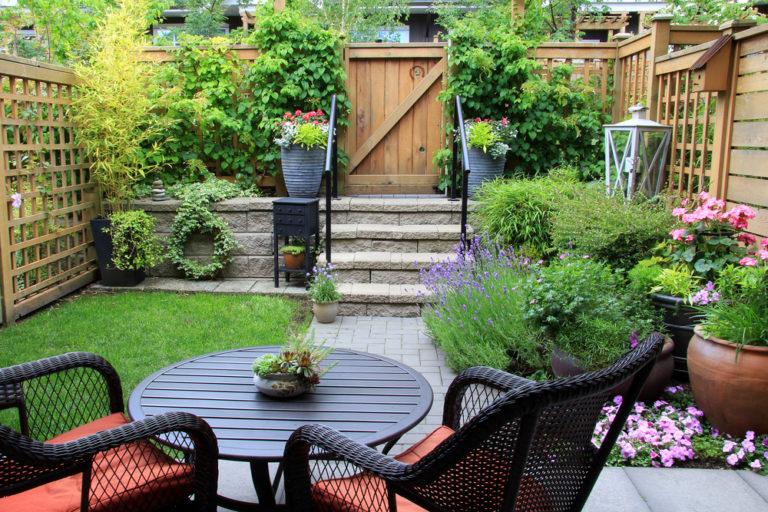 amenagement intelligent petit jardin renovation