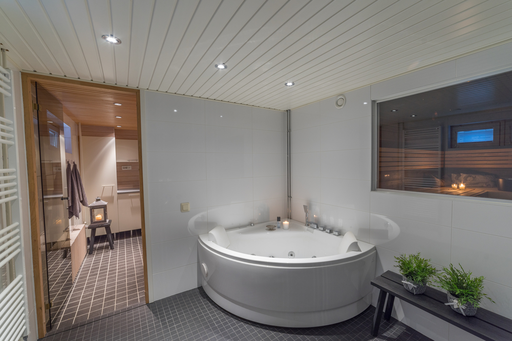 baignoire balneotherpaie instalation salle de bain